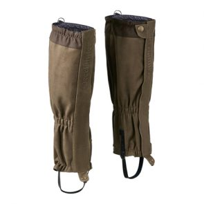 Deerhunter Marseille Leather Mix Gaiters in 552 DH Walnut