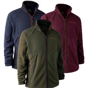 Deerhunter Wingshooter Fleece Jacket