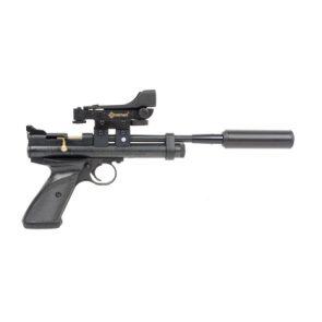 Crosman 2240 Pro Air Pistol Kit