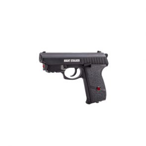 Crosman Night Stalker, CO2 Powered Air Pistol