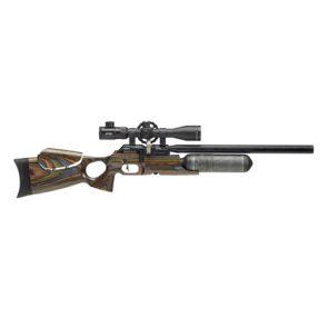 FX Airguns Crown Bottle Laminate Forest Green PCP Air Rifle