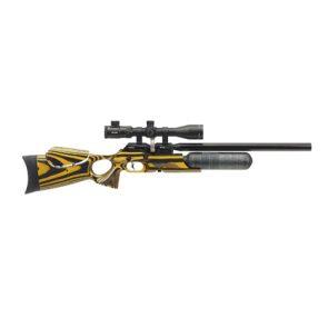 FX Airguns Crown Bottle Laminate Yellow PCP Air Rifle
