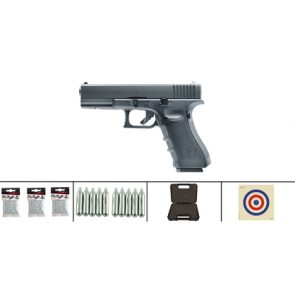 Glock 17 Gen4 Pistol CO2 BB Air Pistol Kit