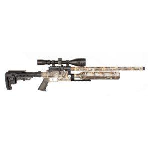Kral Puncher Jumbo Hi-Cap PCP Air Rifle .177 .22 & .25
