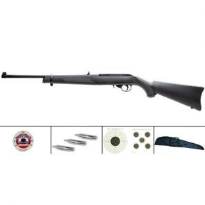Ruger 1022 .177 Pellet CO2 Air Rifle Kit