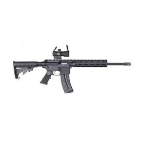 Smith & Wesson M&P15-22 Sport Inc MP100 RedGreen Dot Optic Rifle