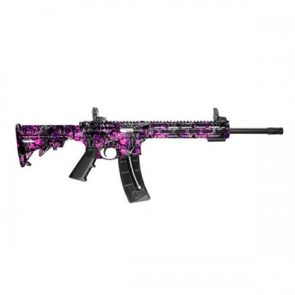 Smith & Wesson M&P15-22 Sport Muddy Girl Rifle