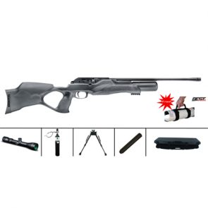 Walther Rotex Varmint RM8 PCP Air Rifle Black Kit