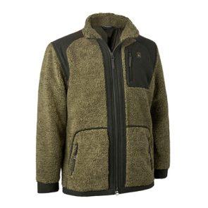 Deerhunter Germania Fiber - Wool Jacket w. Deer-Tex in DH 346 Cypress