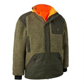 Deerhunter Germania Reversible Jacket in DH 346 Cypress