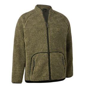 Deerhunter Germania Fiber Pile Jacket in DH 346 Cypress