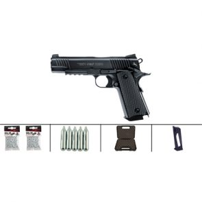 Colt M45 CQBP CO2 Air Pistol Kit