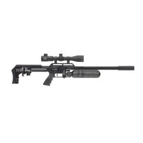 FX Impact MKII Sniper Edition Black FAC PCP Air Rifle