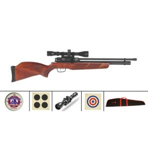 GAMO Coyote Beech PCP Air Rifle Pack