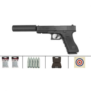 Glock 17 CO2 Pellet BB Operator Kit