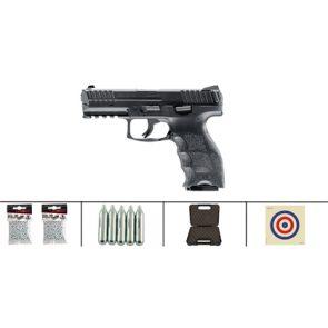 Heckler & Koch VP9 Black CO2 Air Pistol Kit