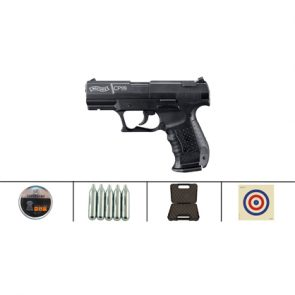 Umarex Walther CP99 CO2 .177 Air Pistol, Black Kit