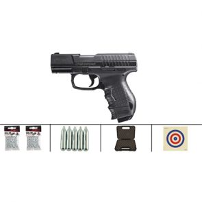 Walther CP99 Compact CO2 Air Pistol Kit