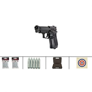 Beretta M84FS CO2 Air Pistol Kit