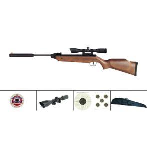 Cometa 220 Compact Spring Air Rifle Kit