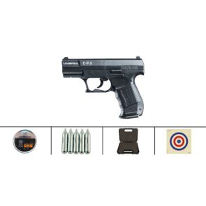 Umarex CPS CO2 Air Pistol Kit