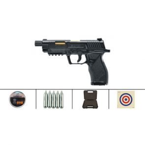 Umarex Legends SA10 CO2 Air Pistol Kit