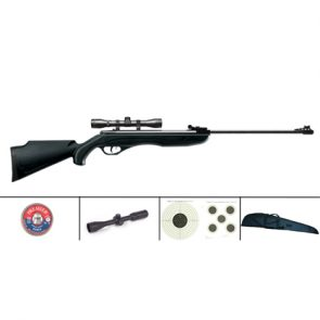 Crosman Phantom Break Barrel Air Rifle Kit