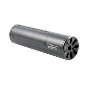 DonnyFL FX Pro Size 25-30 .22-.25 Calibre 1/2x20UNF Airgun Silencer