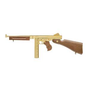 Umarex Legends M1A1 Legendary Gold Finish CO2 BB Submachine Gun