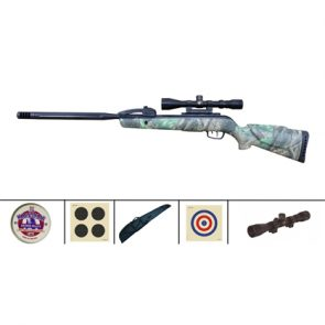 GAMO Camo Rocket Swarm Air Rifle Kit