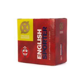 Lyalvale Express English Sporter Fibre 12G 70mm 28G 7.5