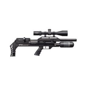 FX Maverick Black Compact PCP Air Rifle