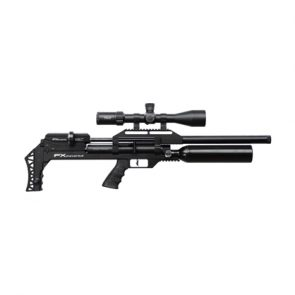 FX Maverick Black VP PCP Air Rifle