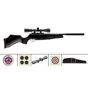 BSA Lightning XL SE GRT Black Air Rifle Kit