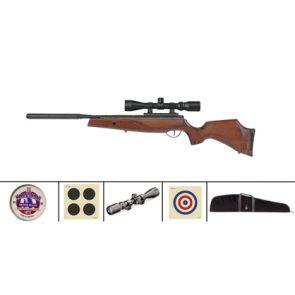 BSA Lightning XL SE Wood Spring Air Rifle Kit