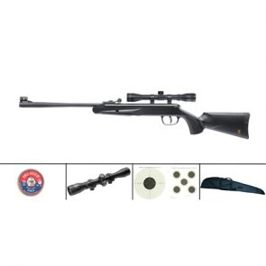 Browning M-Blade .177 Calibre Break Barrel Air Rifle Kit