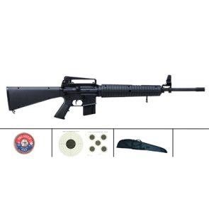 Crosman MST77 NP .177 Air Rifle Kit
