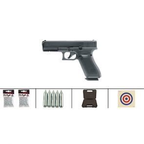 Glock 17 Gen5 CO2 BB Air Pistol Kit