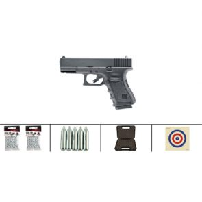 Glock 19 Pistol CO2 BB Air Pistol Kit