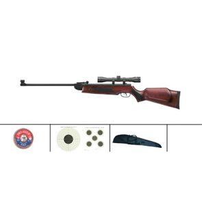 Hammerli Hunter Force 750 .177 Air Rifle Kit