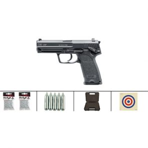 Heckler & Koch USP Blowback CO2 BB Air Pistol Kit