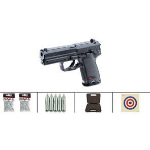 Heckler & Koch USP CO2 BB Air Pistol Kit
