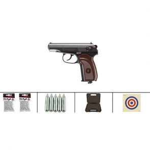 Makarov CO2 Air Pistol Kit