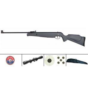 Norica Atlantic .177 & .22 Spring Air Rifle Kit