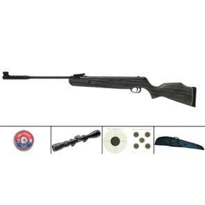 Norica Hawk GRS Elegance .177 & .22 Gas Ram Air Rifle Kit