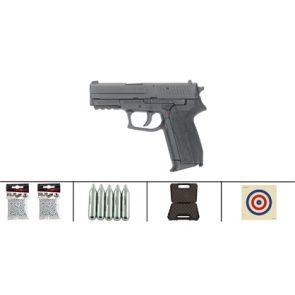 Norica MOD N.A.C 1702 4.5mm BB CO2 Air Pistol Kit