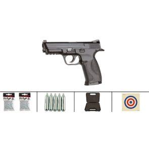 Norica MOD N.A.C 1703 4.5mm BB CO2 Air Pistol Kit