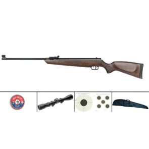 Norica Marvic 2.0 .177 & .22 Spring Air Rifle Kit