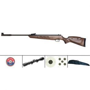 Norica Marvic 2.0 Luxe .177 & .22 Spring Air Rifle Kit