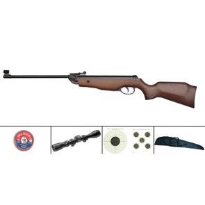 Norica Model 56 .177 & .22 Gas Ram (Junior) Air Rifle Kit